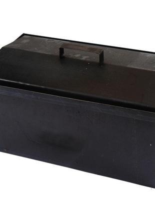Коптильня DV - 200 x 400 x 200 мм горячекатаная (Х164)