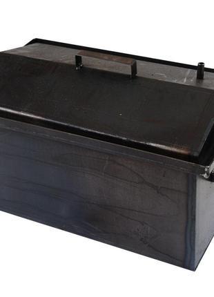 Коптильня DV - 250 x 450 x 250 мм горячекатаная (Х166)