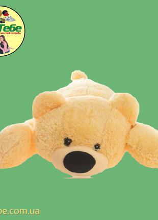 Медведь Умка 120 см Персиковый. Большая мягкая игрушка .