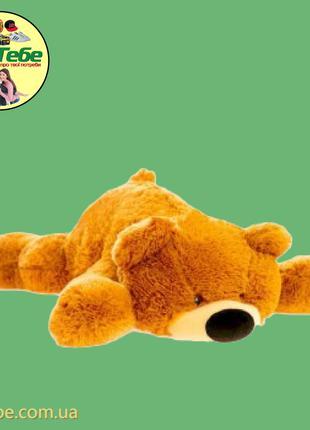 Медведь Умка 120 см Медовый. Большая мягкая игрушка .