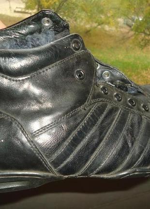 Ботинки зима р42