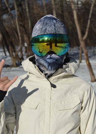 Сноубордическая (лыжная) маска