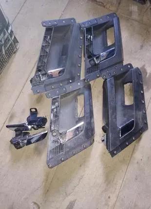 Внутренняя ручка двери  Opel Vectra C