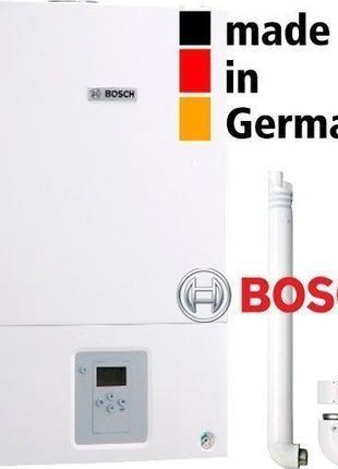Настенный газовый котел BOSCH Gaz 6000 18 C RN двухконтурный (...