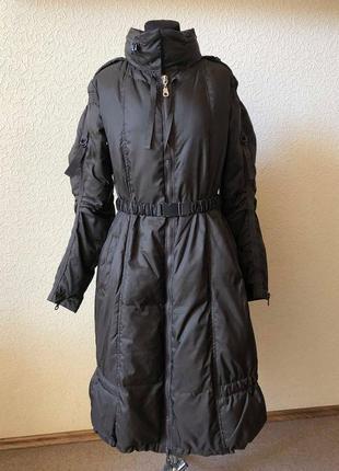 Пуховое пальто от  marithe + francois girbaud.(франция)
