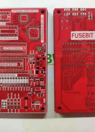 Fusebit Atmega Doctor, Восстановление фьюзов AVR
