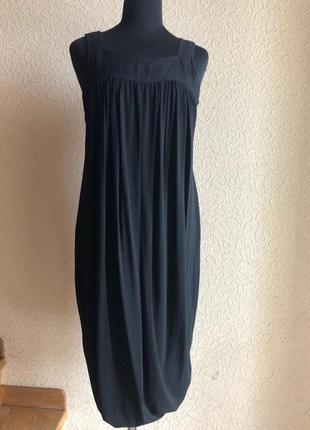 Платье черное короткое от maxmara