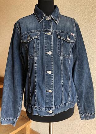 Пиджак джинсовый s. oliver