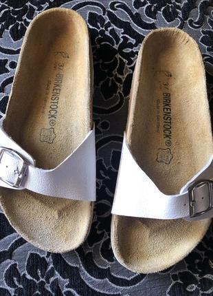 Сланцы сандали шлёпки тапки женские birkenstock
