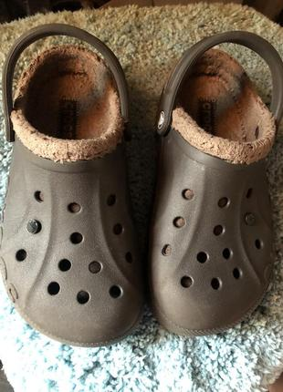 Crocs клоги. размер 36.оригинал