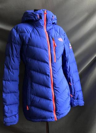 Пуховик  the north face. оригинал.размер s