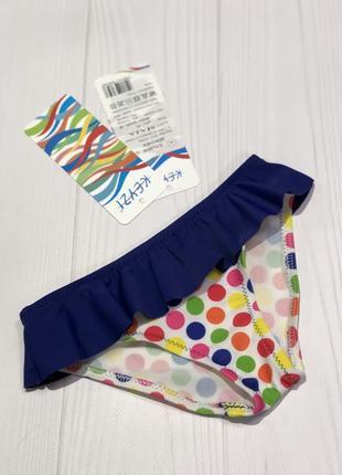 Плавки для девочки keyzi, размер-92,98,110.