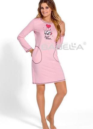 Домашнее платье/ночная сорочка, размер-l