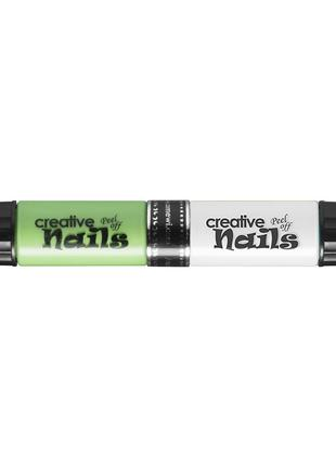 Детский лак-карандаш для ногтей Malinos Creative Nails на водн...