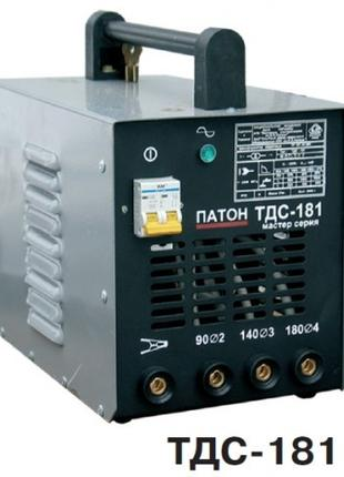 Трансформатор сварочный Патон ТДС-181