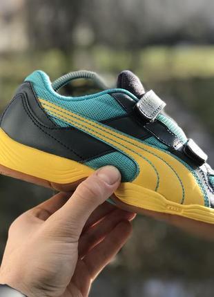 Puma vellum спортивні (теніс, волейбол, гандбол) кросівки ориг...