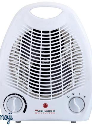 Тепловентилятор Grunhelm FH-03, дуйчик, дуйка.