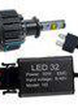 Лампа LED V16 H1 Turbo LED 30W, 2500Lm