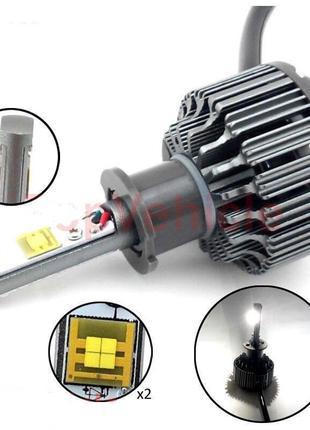 Лампа LED V16 H3 Turbo LED 30W, 3600Lm