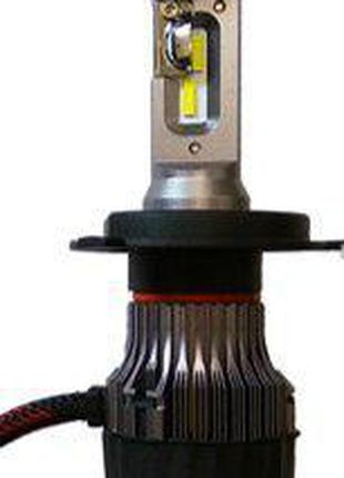 Лампа LED T2 H4 Turbo LED