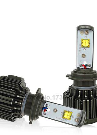 Лампа LED V16 9006 (HB4) Turbo LED 30W, 3600Lm