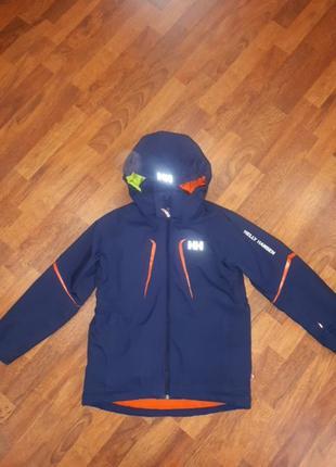Лыжная куртка  helly hansen 152