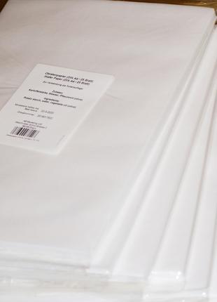 Вафельная бумага  ТОЛСТАЯ  для  печати вафельных картинок