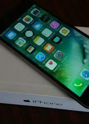 IPhone 6 64 GB space gray neverlock