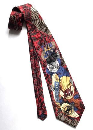 Прелестный галстук для мальчика или подростка tom& jerry,disne...
