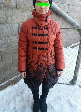 Куртка зимняя женская .