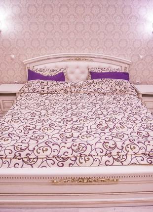 Спальні з натурального дерева дуба