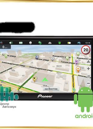 Автомобильный навигатор GPS PIONEER A76 (ANDROID)
