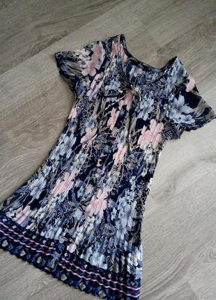 Яркая 😍плиссированная блуза