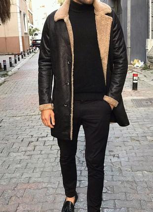 Мужское зимние пальто, всё размеры