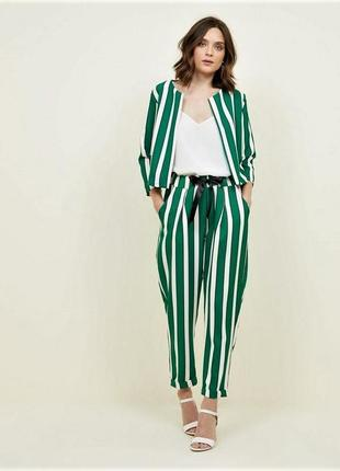 Италия крутые брюки, штаны в  полоску хит сезона👌