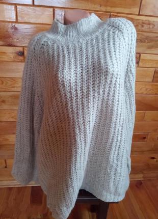 Lindex . красивый свитер джемпер пуловер оверсайз . большой ра...