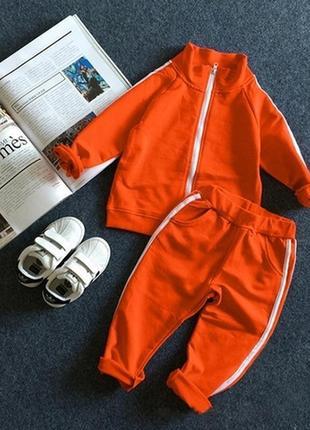 Стильный качественный спортивный костюм