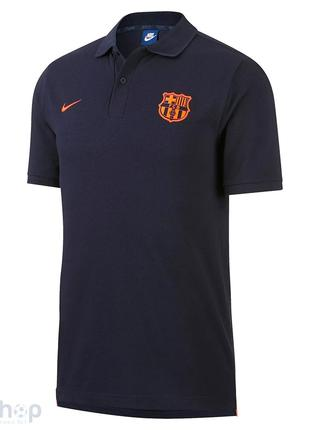 Футболка-поло Nike ФК Барселона (FC Barcelona)