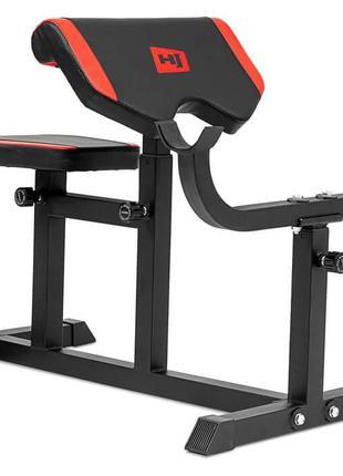 Скамья домашняя Скотта для бицепса до 150 кг Hop-Sport HS-1006SB