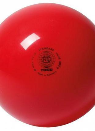 Мяч гимнастический Togu 400гр Красный