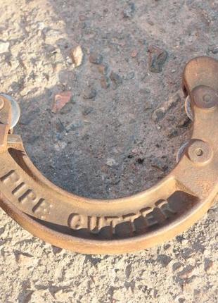 Труборез ручной № 5 для резки труб Ф 90-180 мм