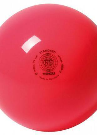 Мяч гимнастический Togu 400гр Малиновый