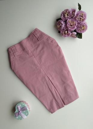Юбка карандаш spring fashion / офисный стиль, xs-s