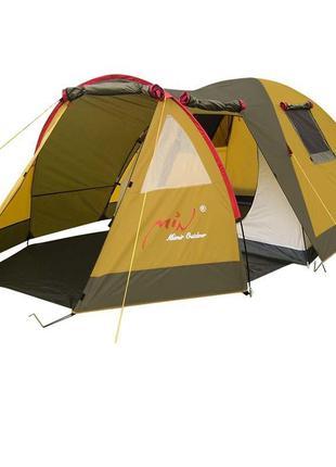 Палатка 3-х местная Mimir Outdoor Х-1504