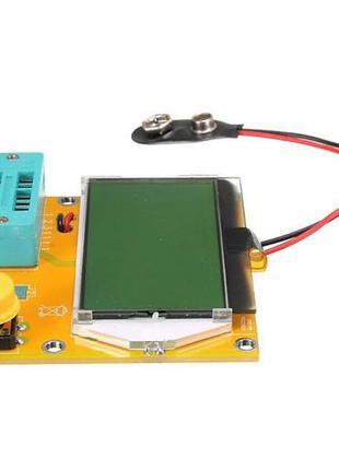 Тестер полупроводниковых элементов, транзисторов LCR-T4