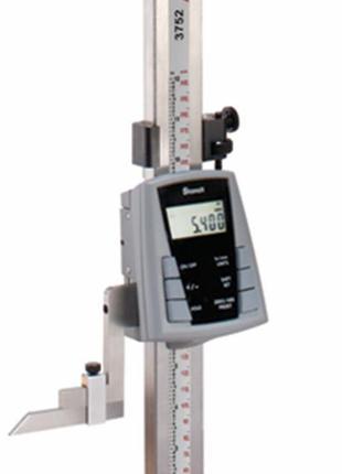 Цифровой штангенрейсмас Starrett 3752-12/300 300мм. 0.01мм.