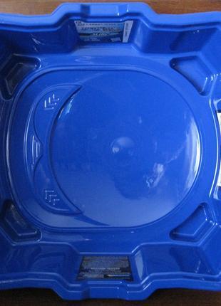 Бейблейд арена синяя Beyblade Burst Turbo Slingshock Beystadium H