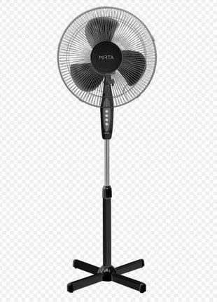 Вентилятор MIRTA FC-8640B черный