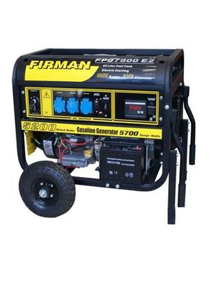 Бензиновый генератор FIRMAN FPG 7800 (5 кВт)