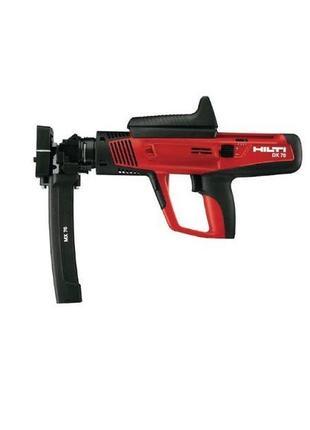 Полуавтоматический пороховой пистолет Hilti DX 76